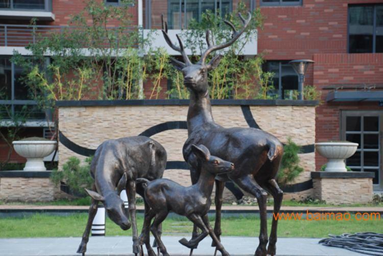 玻璃钢动物雕塑、仿真动物雕塑、动物雕塑