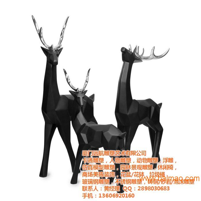 仿真动物雕塑 仿真动物雕塑加工 动物雕塑厂家
