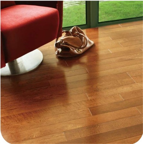 实木地板与强化地板