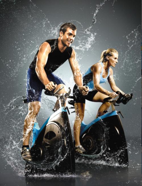 运动健身 动感单车
