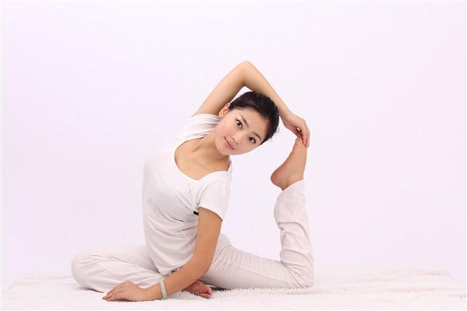 优雅健身 瑜伽