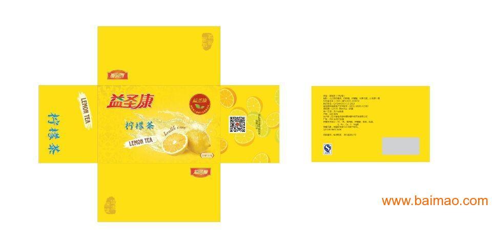 清香口味好饮品--益圣康柠檬茶室内设计家居平牌清单图片