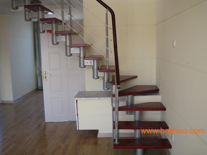 山艺木业划算的福州实木楼梯|实木旋转楼