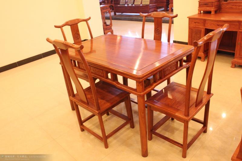 厦门红木餐桌
