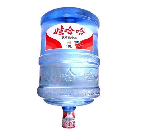 娃哈哈桶装水配送