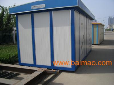 想买新款箱式变电站就来昊天设备厂,安徽小区箱式变电站哪家好图片