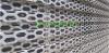 金属板网装饰网 1.5厚穿孔铝板幕墙
