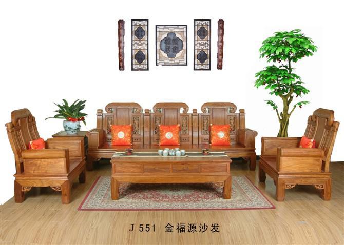 厦门红木沙发