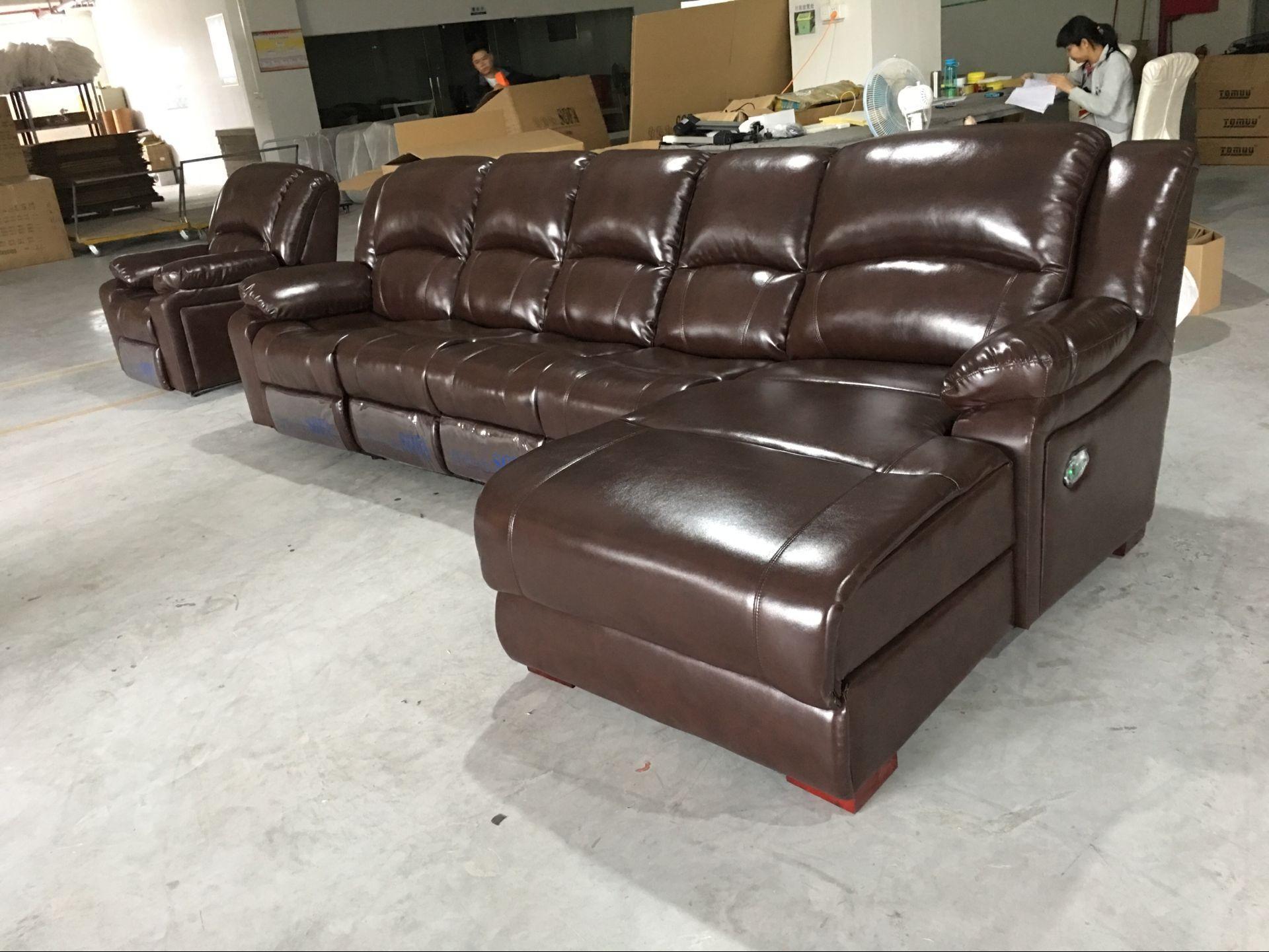 家庭影院沙发伸展式,VIP厅电动沙发家具