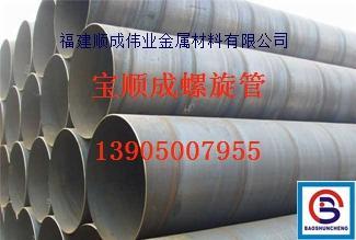 fjscwy福州螺旋管厂家顺成伟业:多因素压制钢价