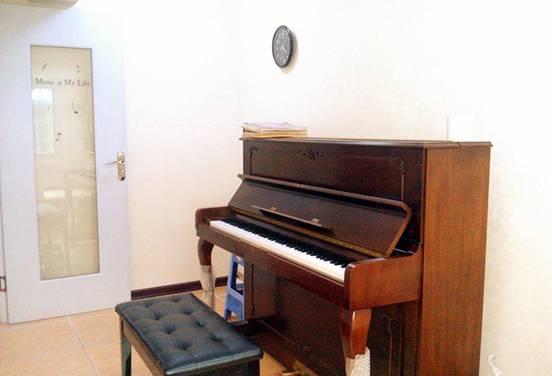 厦门钢琴出租 二手三益118钢琴