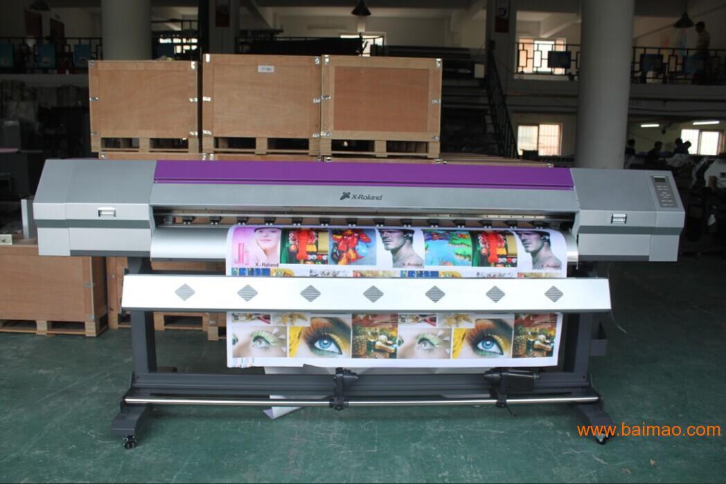 7代1600压电写真机高精喷绘机厂家/批发/供应商