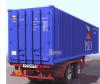 五金梯架散货拼箱到西班牙 巴塞罗那海运物流专线到门