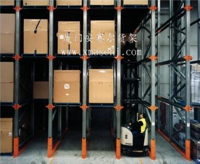 漳州货架厂家,贯通式货架供应