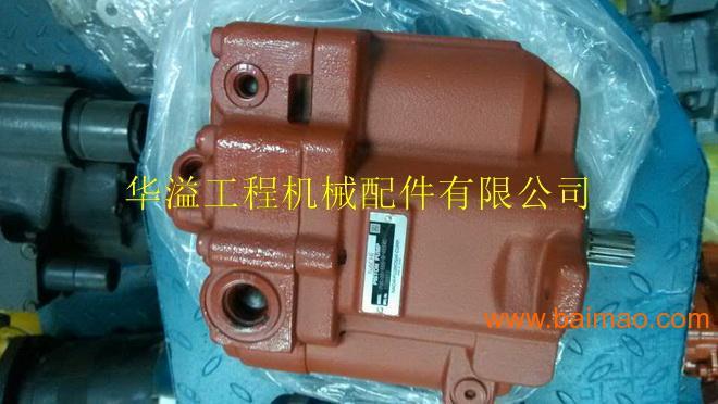 柳工挖掘机液压泵图片