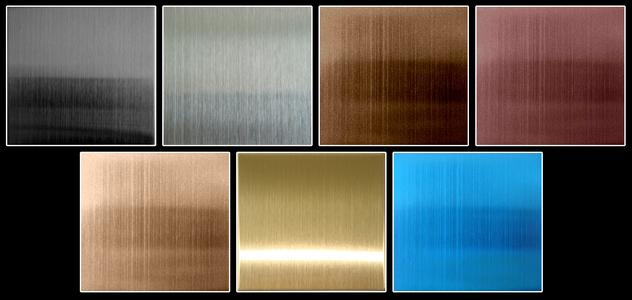 不锈钢红古铜拉丝,青古铜拉丝板图片