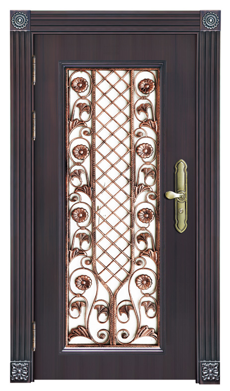 铜铝金属门