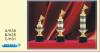【正品奖杯伟德国际登录】信鸽金属奖杯体育奖杯比赛奖杯