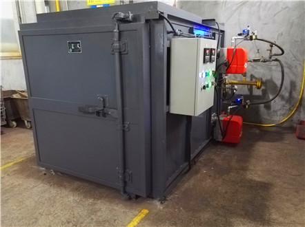 节能锅炉安装