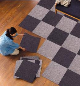 办公室地毯施工
