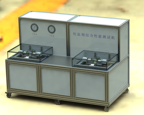 恒溫龍頭綜合性能測試機