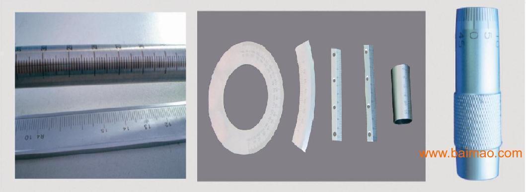 简易分度盘圆周激光刻线刻度标刻打标刻字加工图片