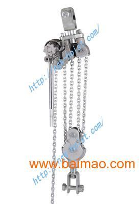 P-6000铝合金手扳葫芦 日本铝合金手扳葫芦