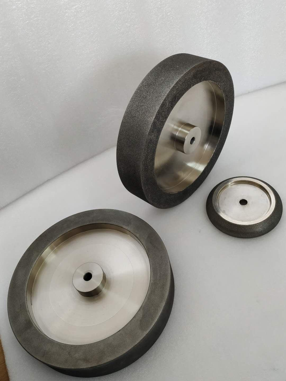 电镀CBN砂轮 铝基体磨刀砂轮 异形定制