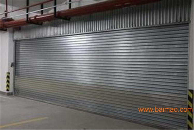 防火电动卷闸门钢质复合型