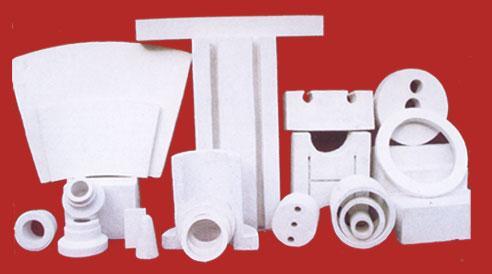 硅酸鋁耐火纖維異型磚管墊