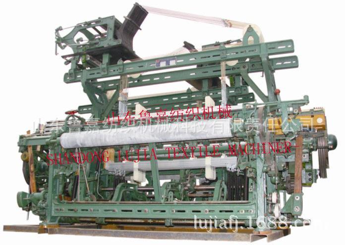 鲁嘉纺织机械 GA615A2多梭箱织机