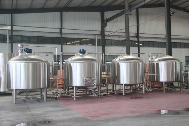 山东正麦啤酒扎啤设备