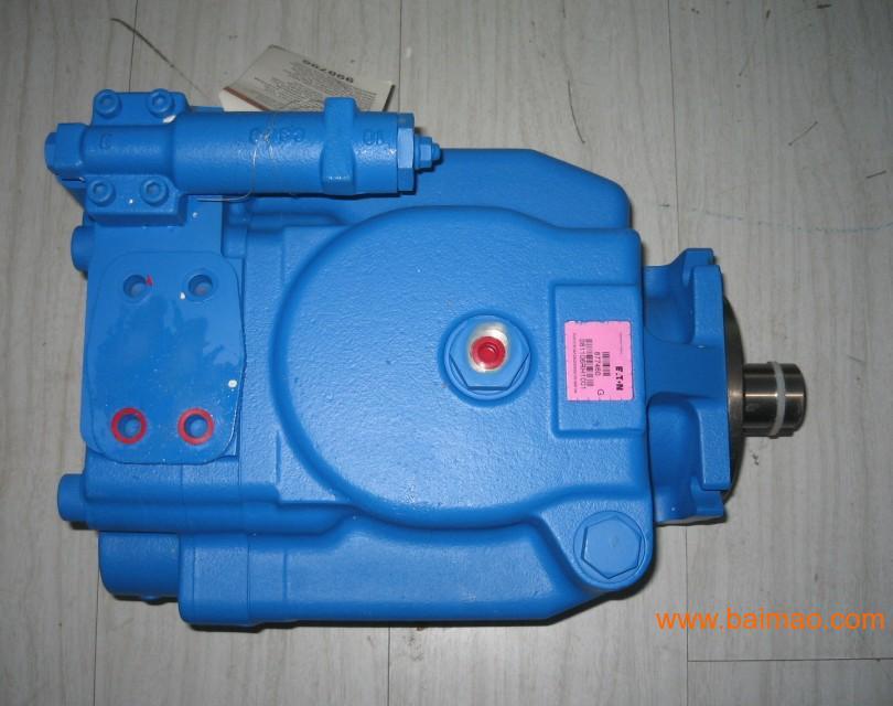 供应vickers液压泵 pvh098系列柱塞泵图片