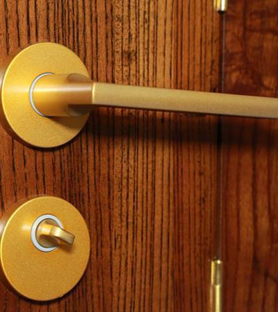 山东室内门锁批发