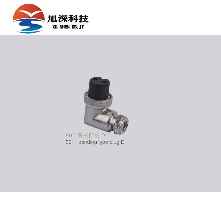 VF飞达甬丰连接器M12-2B双缺口插座品质货源
