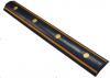 桂豐太陽能黃閃警示燈 施工鐵馬 橡膠減速帶 線槽板