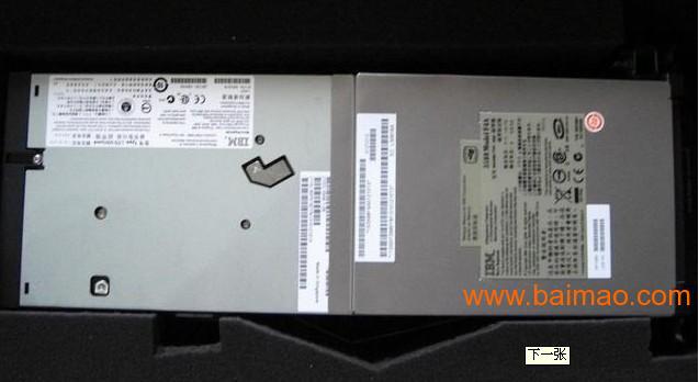 IBM 磁带机驱动3588 F4A TS1040图片