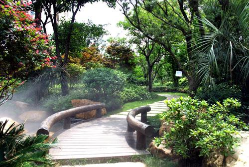 园林绿**程建设