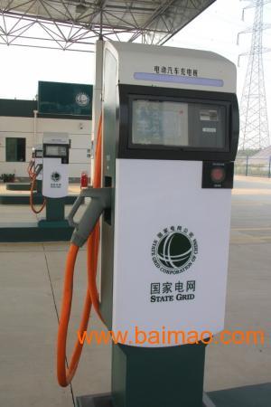 立式新能源电动汽车交流充电桩 5KW7W汽车充电桩,立式新能源电动