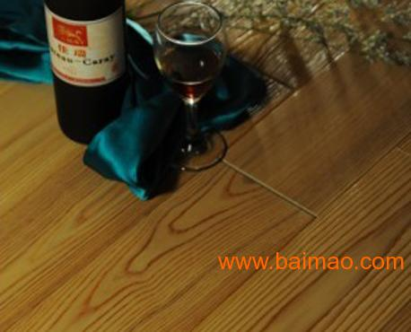 林昌实木地板:番龙眼—2(红色)