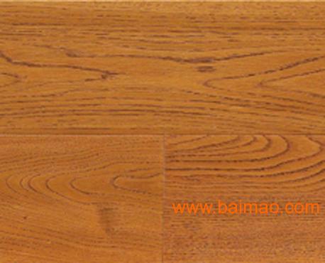 厦门实木地板圆盘豆(紫檀色)