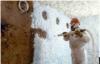 供应耐火保温陶瓷纤维喷涂料