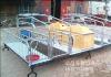 弘昌養豬設備廠供應產床保育床定位欄等養豬設備