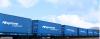 提供从广州到莫斯科的铁路运输