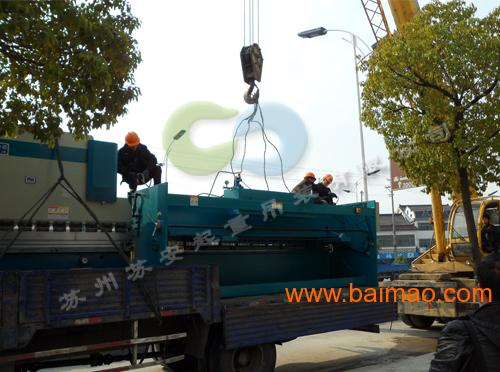 常熟吊装搬运公司|常熟吊装搬运|常熟设备吊装搬运