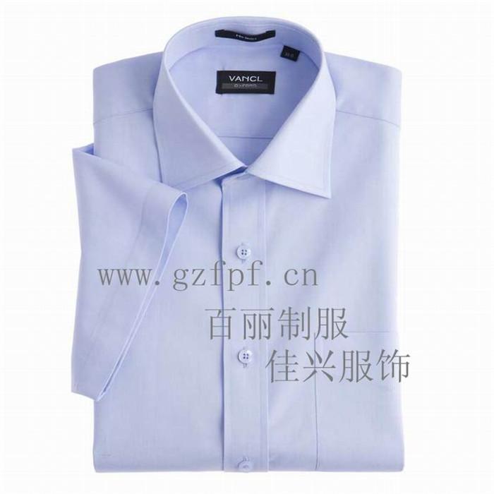 男士衬衫生产