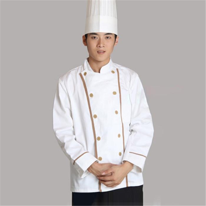 厨师制服批发