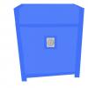 設計建造挑料式小型玻璃試驗電爐