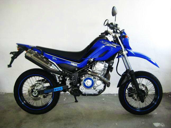 雅马哈XT250X越野摩托车报价 厂家直销销售