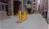 桂林大厦停车场进出口安全道闸